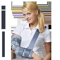 Ellenbogenbandage - Ruhigstellung AM-KG-AR/1R