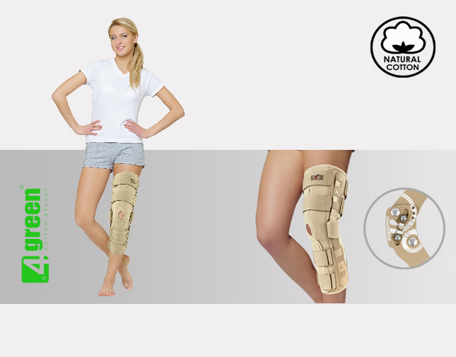 Lower limb support IB-SKL/2RA
