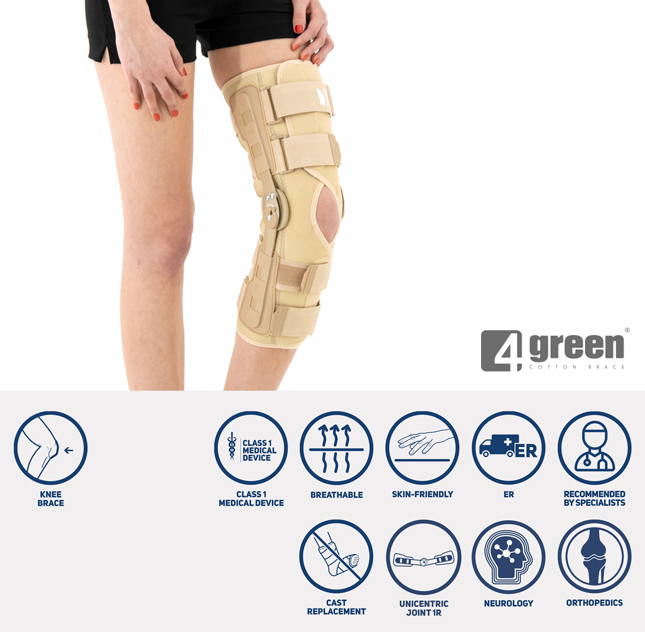 Lower limb support IB-SKL/1R