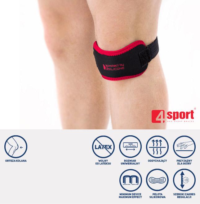 Orteza kolana AS-P/RZ