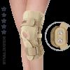 Open knee joint brace IB-SK/2