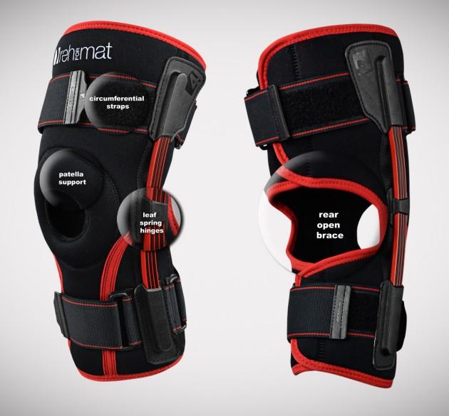 IB-SK/A knee brace