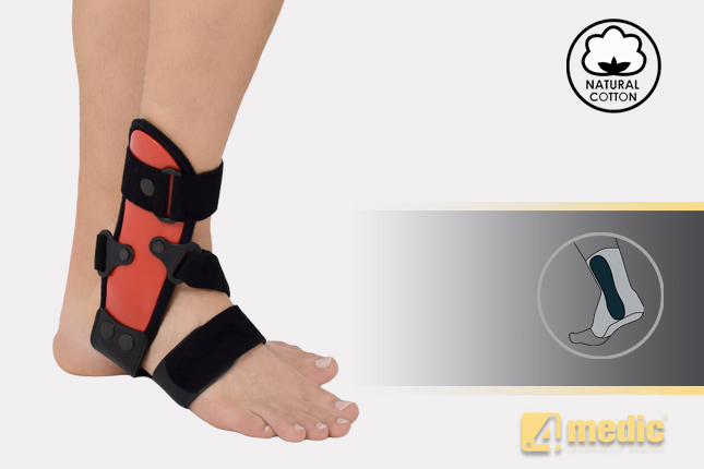 Ankle brace AM-OSS-06 LATERAL