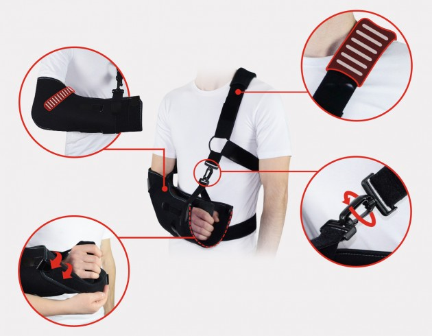 Neuro Arm Sling AM-SOB-01