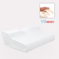 Memory foam pillow neck traction PA-VM-03