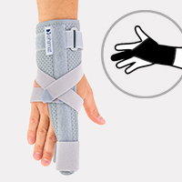 Finger splint AM-D-02