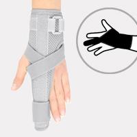 Finger splint AM-D-02