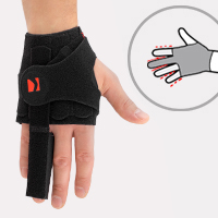 Finger splint AM-D-03