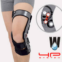 Lower limb support RAPTOR/2RA