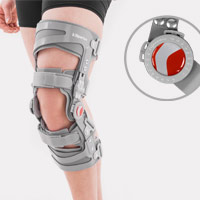 Lower limb support SPARTAN