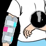 Детский ортез локтя AM-TL-01