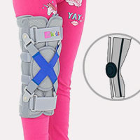 Lower limb support AM-TUD-KD-02