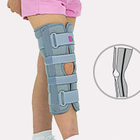 Lower-extremity support AM-TUD-KD