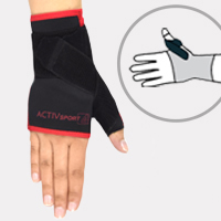 Wrist support AS-N-02