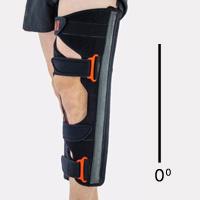 Lower limb support OKD-03