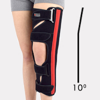 Lower limb support OKD-03/10