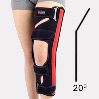 Lower limb support OKD-03/20