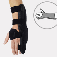 Finger splint AM-D-05