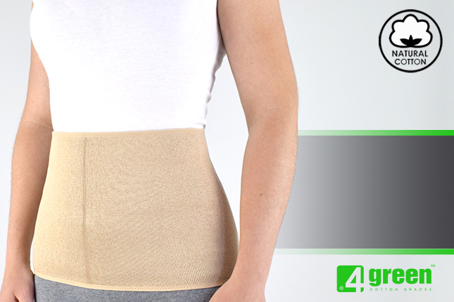 Closed low abdominal belt AM-ZPBN