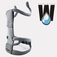 Geradehalter Ruhigstellung-Rückenbandage AM-WSP-07/TLSO
