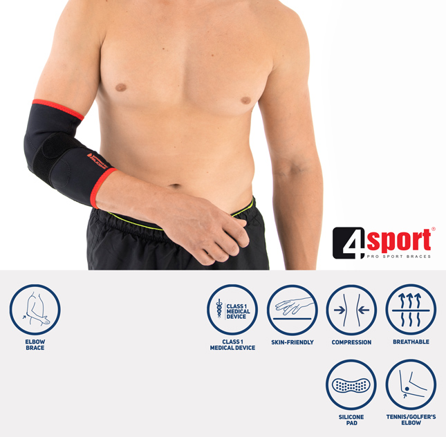 Elbow support AM-LX-01