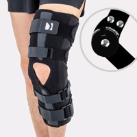 Lower limb support AM-OSK-OL/1R-01