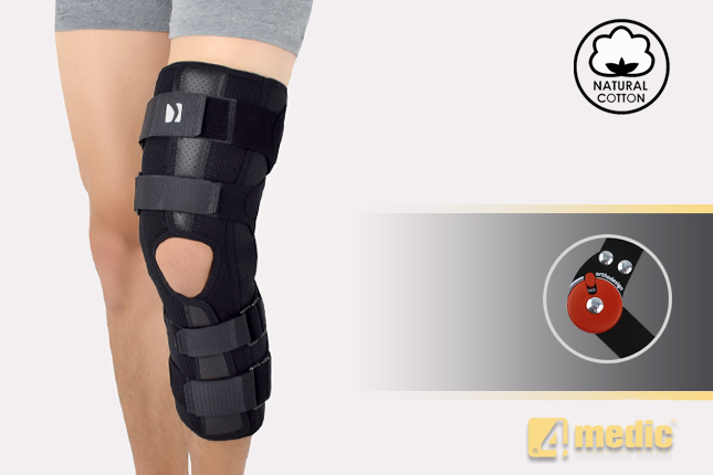 Lower limb support AM-OSK-OL/1R-01