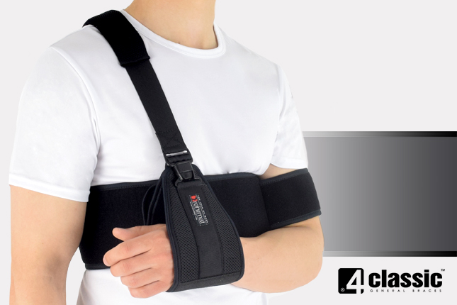 Arm and shoulder stabilizing sling AM-SOB-06