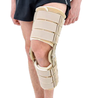 Lower-extremity support AM-KD-AM/1R