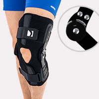 Lower limb support AM-OSK-O/1R-01