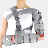 Upper limb support MASTER-01