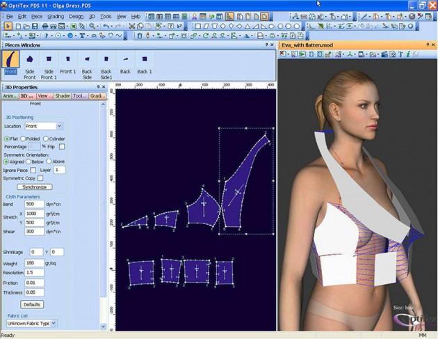Wizualizacja modeli ortez