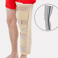 Lower limb support OKD-01
