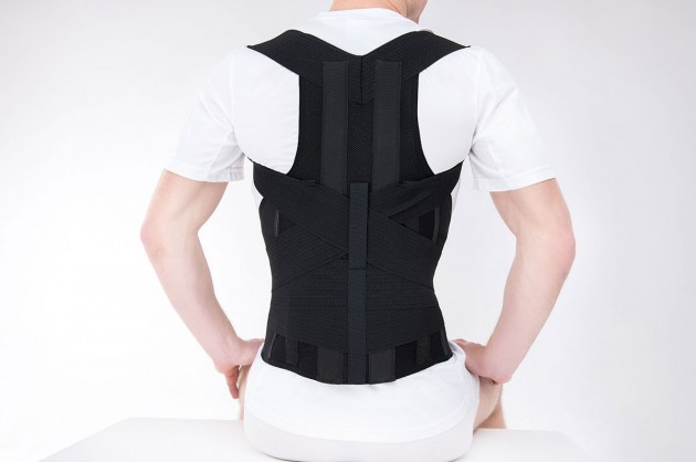 High thoraco lumbar sacral brace OT-04