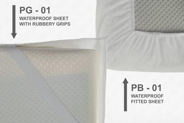 Waterproof sheet