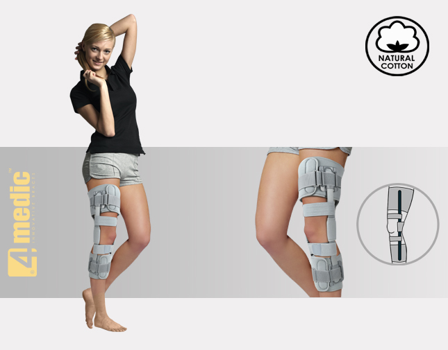 Lower limb support  AM-TUD-KD-03