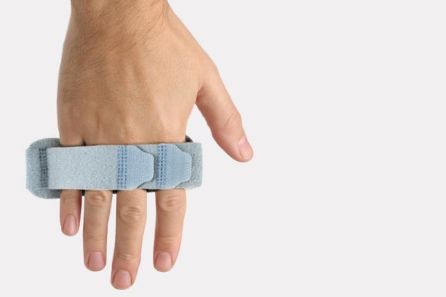 Neurological fingers separator