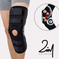Lower limb support AM-OSK-ZL/2RA-02