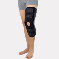 Lower-extremity support AM-OSK-ZL/2RA-02