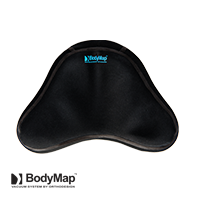 Triangular headrest BodyMap DZ