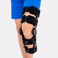 Lower limb support AM-KDX-01/2R
