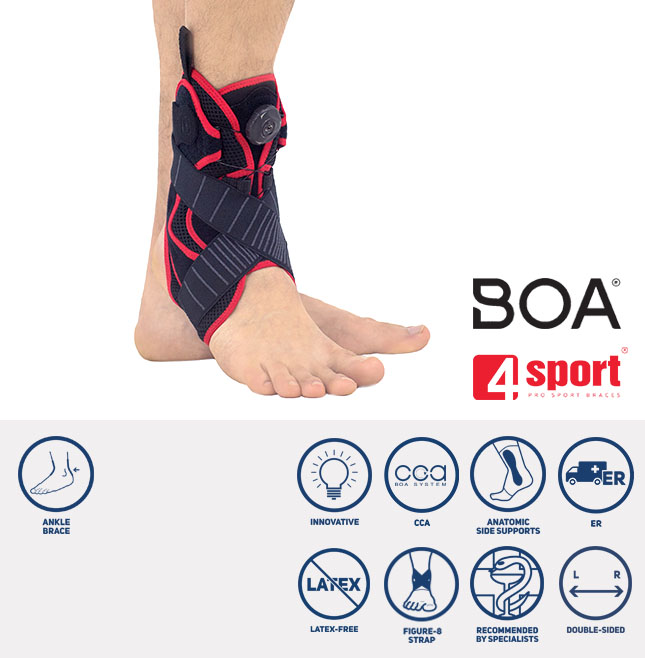 Ankle brace AM-OSS-05/CCA