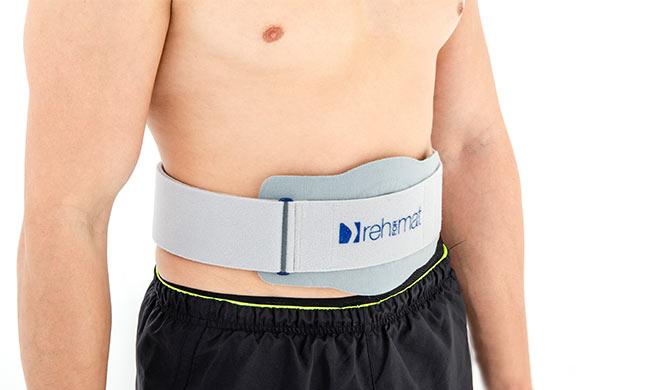 Umbilical hernia belt AM-PPB