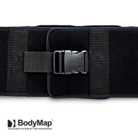 Non-elastic<br /> chest belt