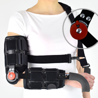 Upper limb support AM-KG-AM/1R