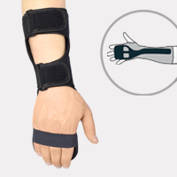 Wrist support AM-OSN-L-05