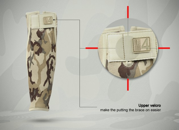 Leg support 4Army-PU-01