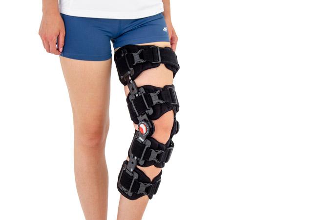 Lower limb support AM-KDX-01/1RE