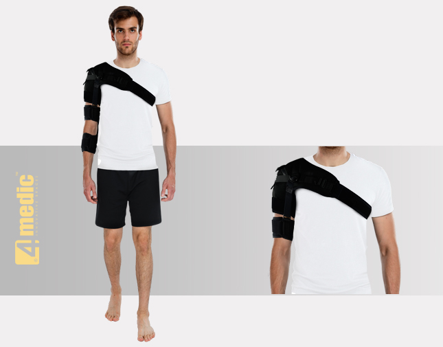 Armlagerungsbandage - Ellenbogenbandage MASTER-03