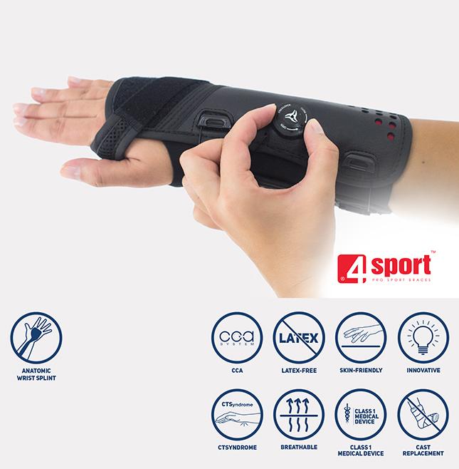 Wrist brace AM-OSN-U-01/CCA